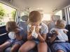 In partenza coi bimbi, i trucchi contro mal dauto e in aereo