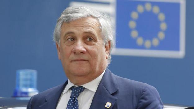 pescherecci, Antonio Tajani, Giuseppe Milazzo, Trapani, Politica