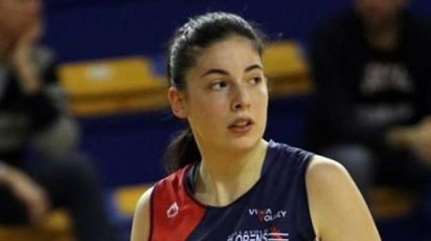 Seap Aragona, volley, Angela Facendola, Agrigento, Sport