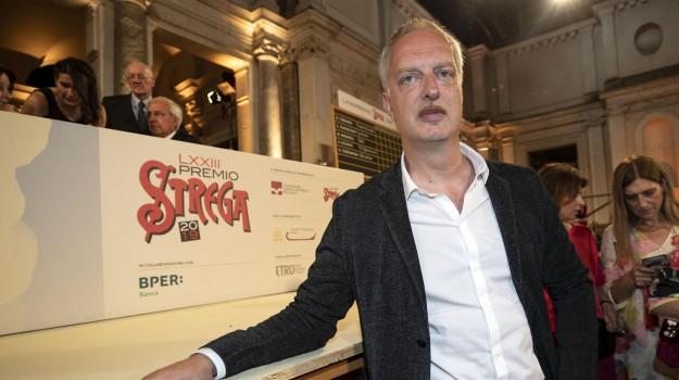 premio strega 2019, vincitore, Antonio Scurati, Nadia Terranova, Sicilia, Cultura