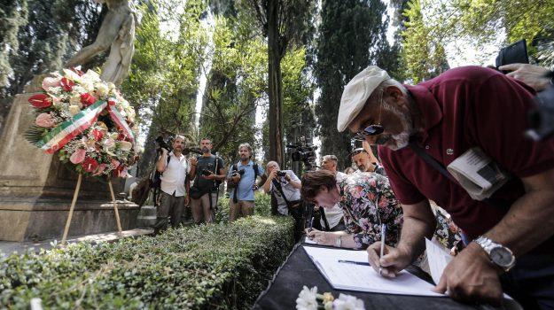 morto Camilleri, Andrea Camilleri, Sicilia, Cronaca