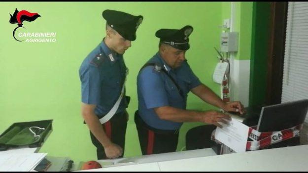 carabinieri, gioco d'azzardo, scommesse illegali, Agrigento, Cronaca