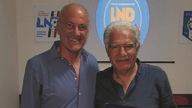 Figc, Angelo Caramanno, Stefano Valenti, Agrigento, Calcio