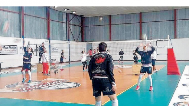 sport, volley, Trapani, Sport