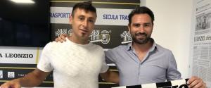 Alla Sicula Leonzio arriva l'uruguayano Cristian Nicolás Sosa