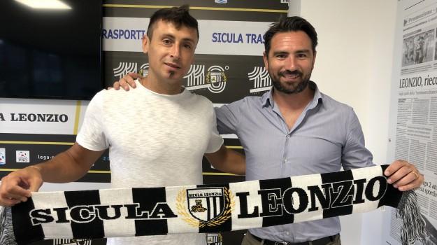 difensore, sicula leonzio, Cristian Nicolás Sosa, Siracusa, Calcio