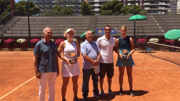 Palermo Ladies Open, Tennis, Dalila Spiteri, Agrigento, Palermo, Sport
