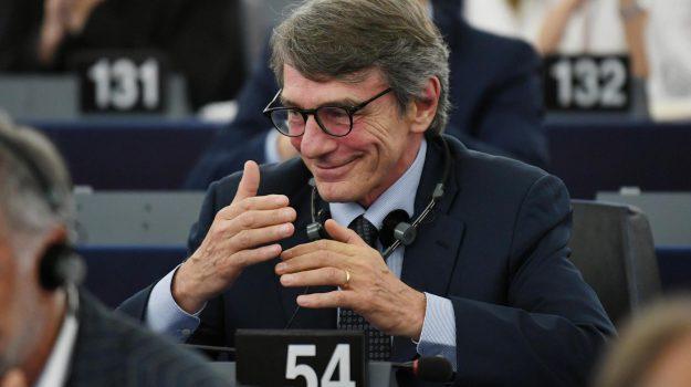 pd, presidente Parlamento Ue, David Sassoli, Sicilia, Mondo