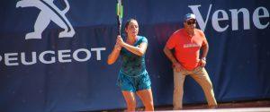 Tennis, finisce ai quarti la corsa di Elisabetta Cocciaretto al Palermo Ladies Open
