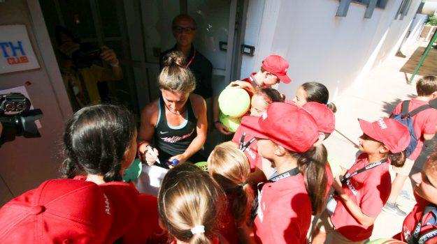 Palermo Ladies Open, Kiki Bertens, Sara Errani, Palermo, Sport