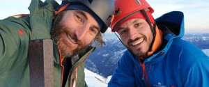 Francesco Cassardo e Cala Cimenti, i due alpinisti italiani feriti in Pakistan