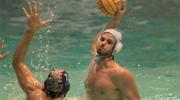 pallanuoto, Raffaele Maddaluno, Palermo, Sport