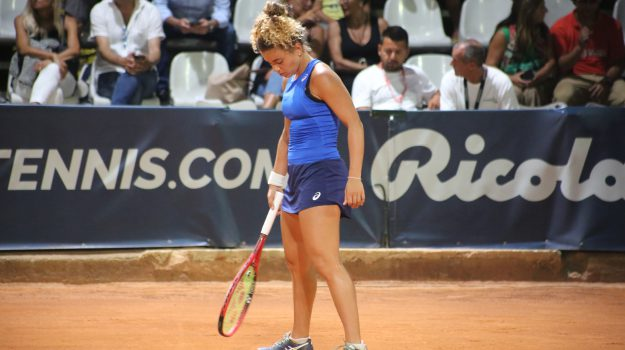 Palermo Ladies Open, Jasmine Paolini, Kiki Bertens, Palermo, Sport