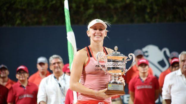 Palermo Ladies Open, Jil Teichmann, Kiki Bertens, Palermo, Sport