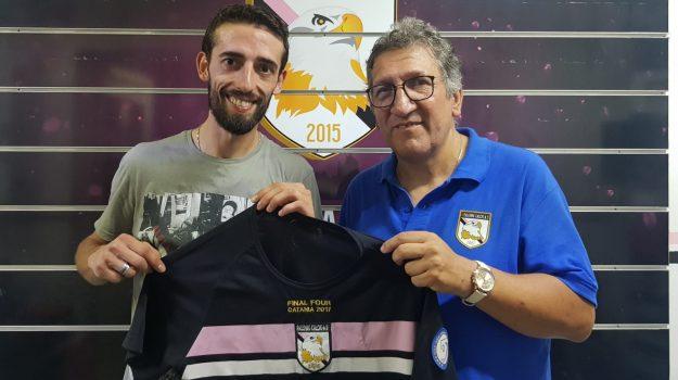 Palermo calcio a 5, Marco Marretta, Palermo, Calcio
