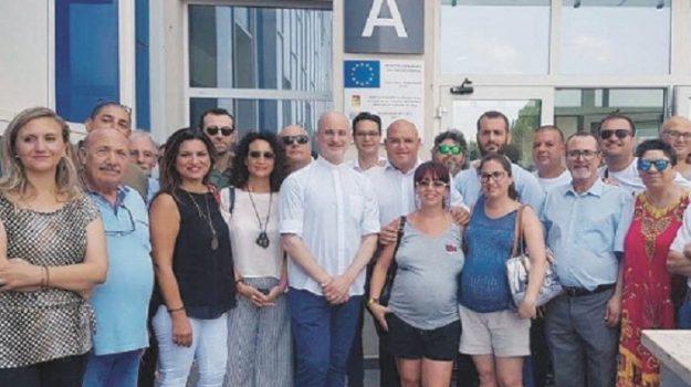 Mazara del Vallo, ospedale Abele Ajello, Trapani, Politica