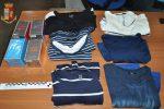 Messina, sorpreso a rubare in un negozio: arrestato 59enne