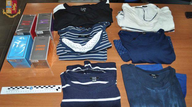 furt, furti, polizia, Messina, Cronaca