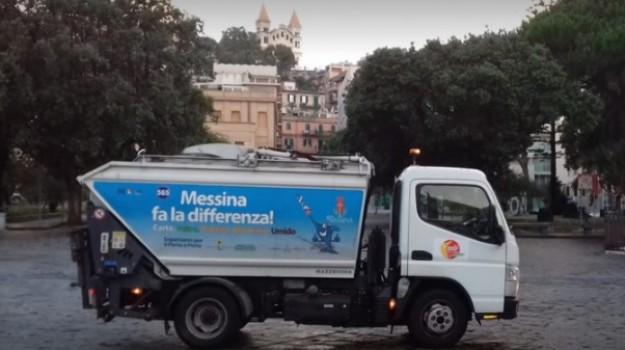 Messinaservizi, personale, Messina, Economia
