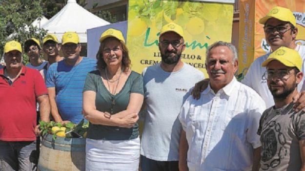 Montevago, sagra del limone, Margherita La Rocca Ruvolo, Agrigento, Economia