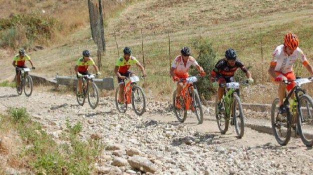 caccamo, mountain bike, solidarietà, Palermo, Società