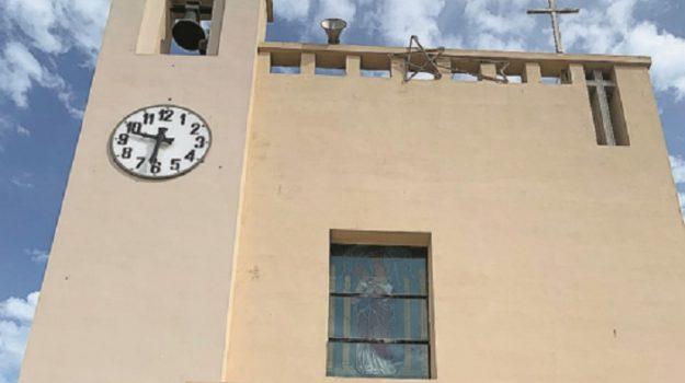 Maria Santissima di Trapani e Levanzo, orologio di Levanzo, Trapani, Cronaca