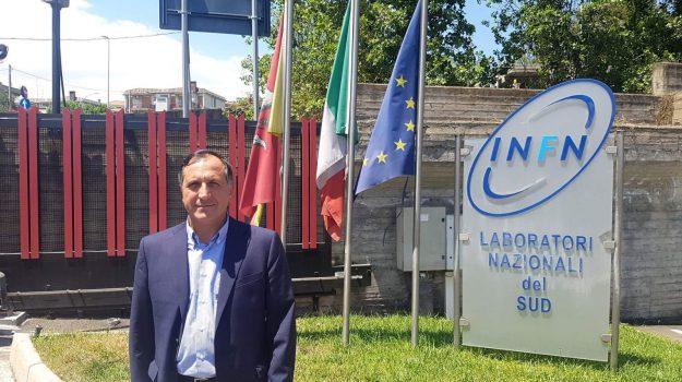 catania, Istituto nazionale di fisica nucleare, presidente, Santo Gammino, Catania, Cultura