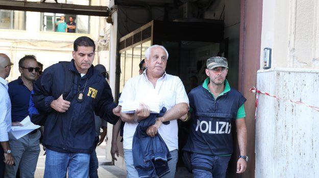 mafia, Alessandro Mannino, Santo Cipriano, Tommaso Inzerillo, Palermo, Cronaca
