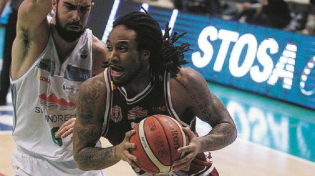 campionato 2019-2020, pallacanestro trapani, Jesse Perry, Trapani, Sport