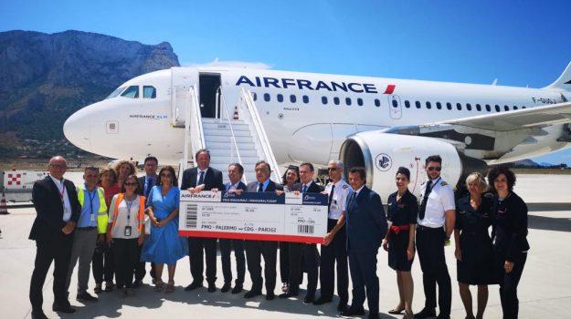 Air france, Palermo, Economia