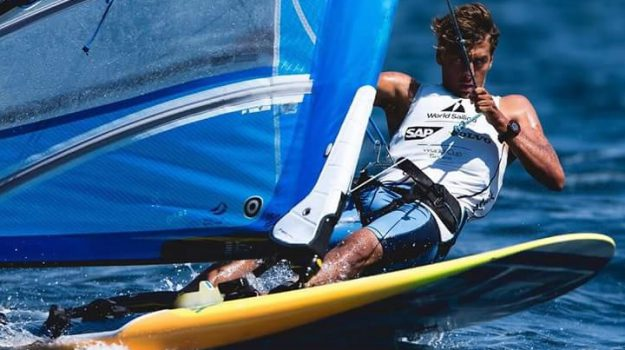 windsurf, Antonino Cangemi, Palermo, Sport