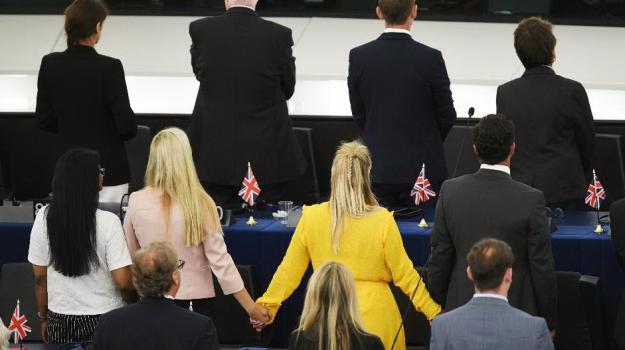 brexit, eurodeputati, Parlamento europeo, Sicilia, Mondo