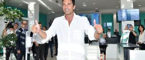 Ufficiale il ritorno di Buffon alla Juventus: dopo un anno torna lo storico capitano