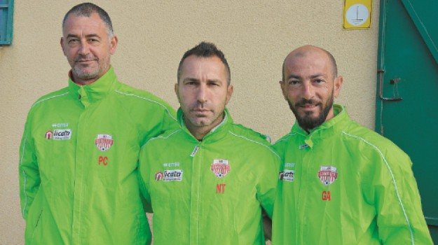 Canicattì calcio, staff tecnico, Nicola Terranova, Vito Lupo, Agrigento, Calcio