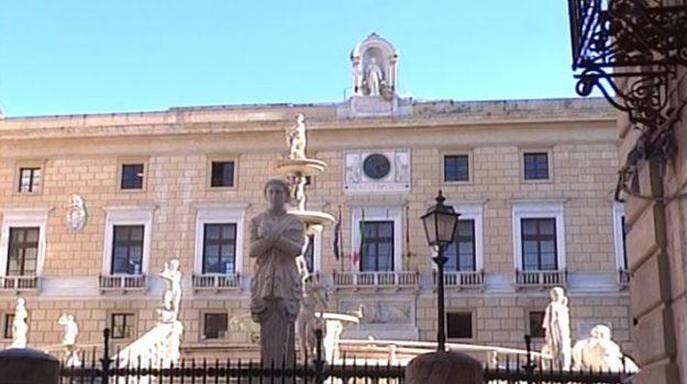 comune palermo, Palermo, Politica