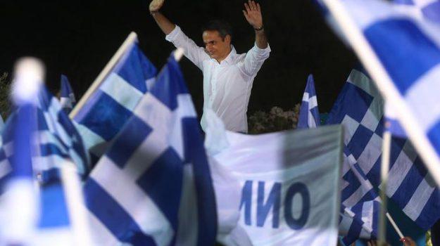 conservatori, elezioni, Grecia, Sicilia, Mondo