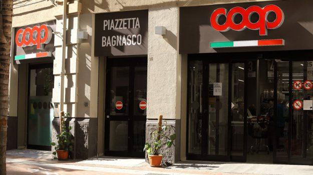 coop, multa, piazzetta Bagnasco, rifiuti, Palermo, Cronaca