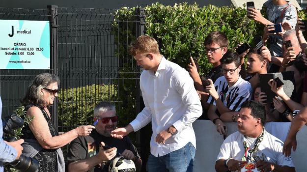 Juventus, Matthijs de Ligt, Sicilia, Sport