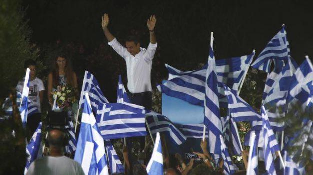 elezioni in Grecia, Alexis Tsipras, Kyriakos Mitsotakis, Sicilia, Politica