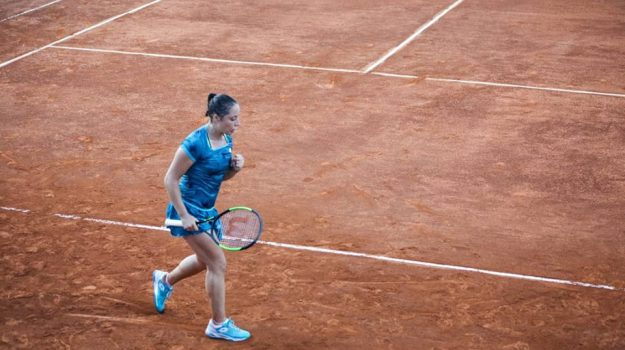 Palermo Ladies Open, Tennis, Elisabetta Cocciaretto, Jessica Pieri, Palermo, Sport