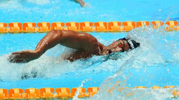 mondiali, nuoto, Gabriele Detti, Sicilia, Sport