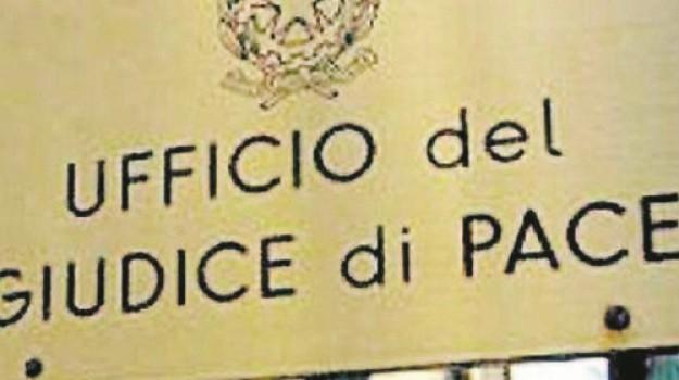 caltanissetta, giudici di pace, sciopero, Caltanissetta, Cronaca