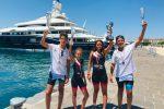 Ad Ortigia i nuotatori Termitani fanno il pieno di podi