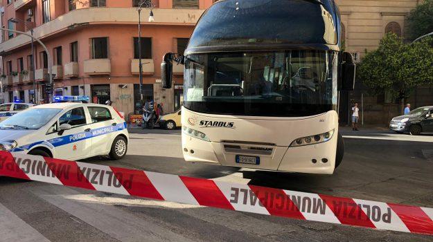 Incidenti, Giuseppa Filippone, Palermo, Cronaca
