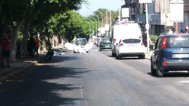 incidente palermo, via castellana, Palermo, Cronaca