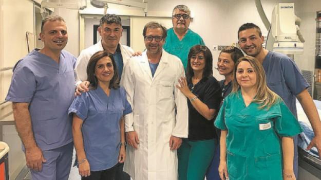 caltagirone, intervento al cuore, ospedale Gravina, Catania, Archivio