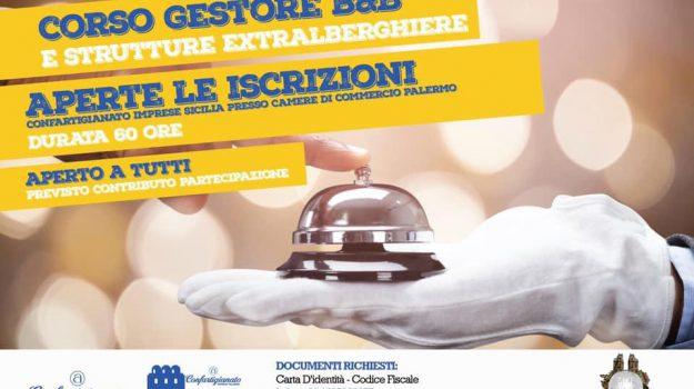 formazione sicilia, Gestori di B&B, Palermo, Economia