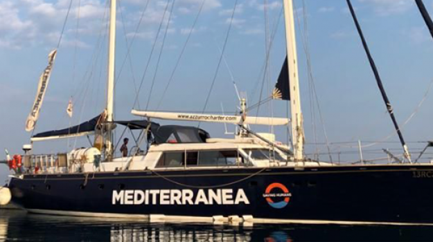Lampedusa, mediterranea, migranti, nave Alex, sbarchi, Agrigento, Cronaca