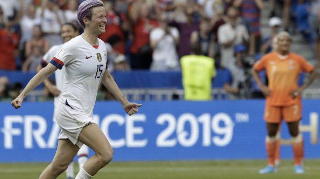 campioni del mondo, mondiali femminili, Stati Uniti, Sicilia, Calcio