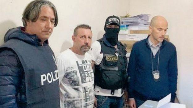 Bolivia, mazara, narcotrafficante, Paolo Lumia, Trapani, Cronaca
